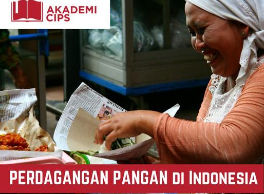 Kursus Perdagangan Pangan di Indonesia Kembali Dibuka