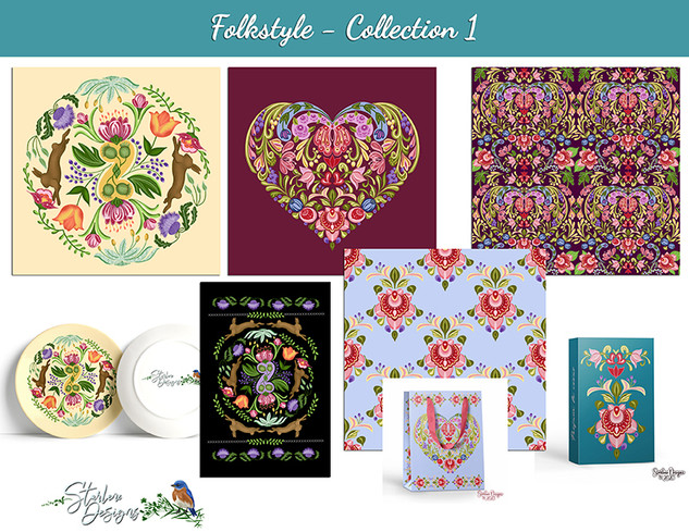 Folkstyle Collection 1