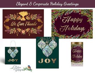 Elegant Holiday Greetings