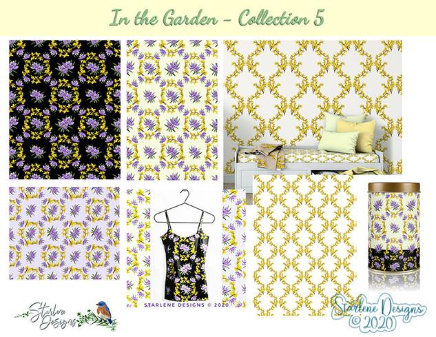 In The Garden 5
