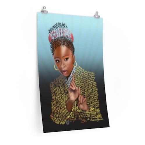 Gorman DEFINED Premium Matte Giclee Poster