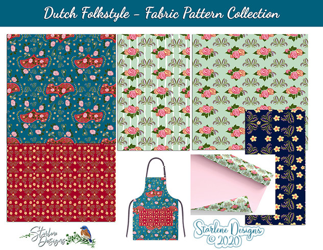 Dutch Folkstyle Collection