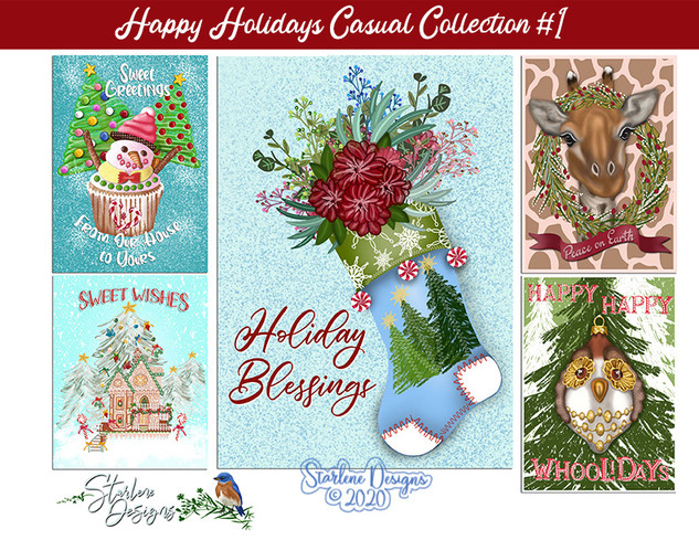Casual Holidays Collection 1