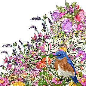 Bluebird Wildflower Collagex.png