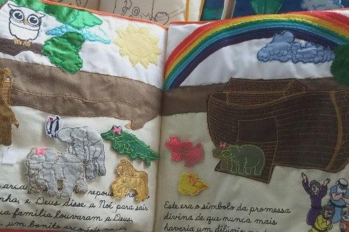 Livro de Pano - A Arca de Noé