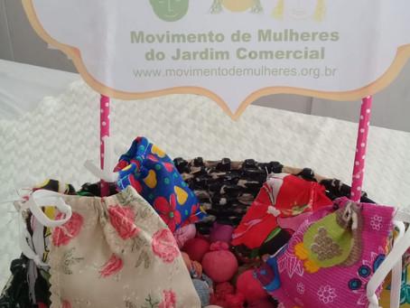 Visita ao Movimento de Mulheres do Jardim Comercial
