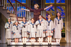 Kids Steal Show in Sound of Music