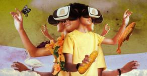 VR直播360° 展示全方位的真实