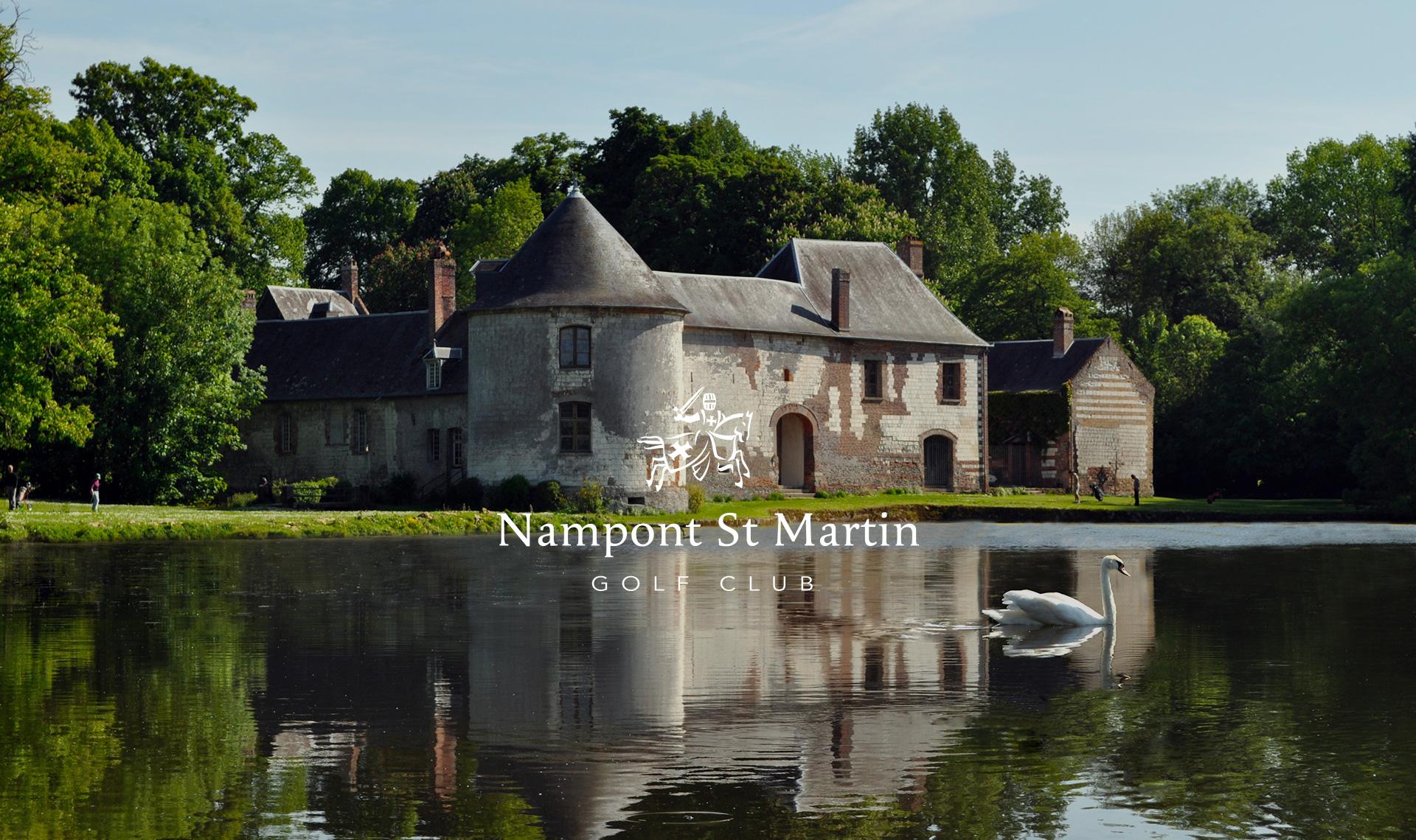 Golf de Nampont St-Martin