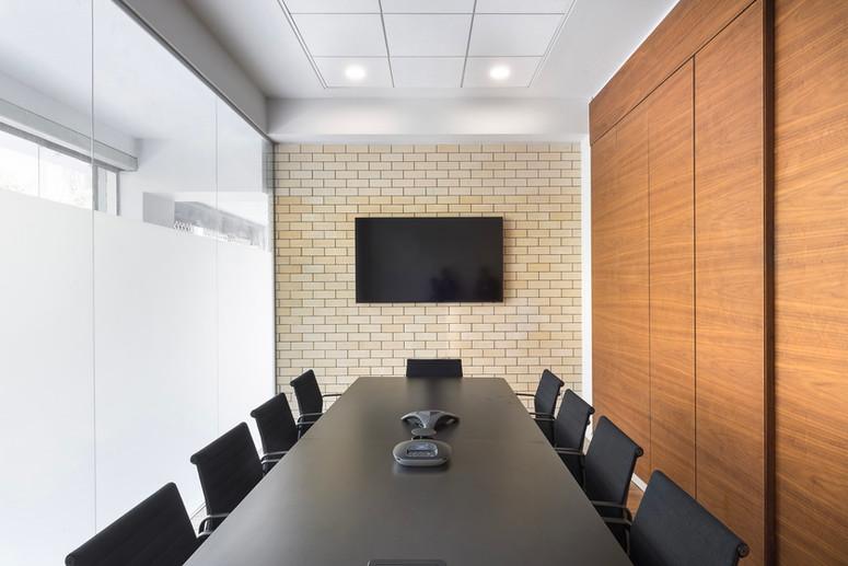 Pharma meeting room