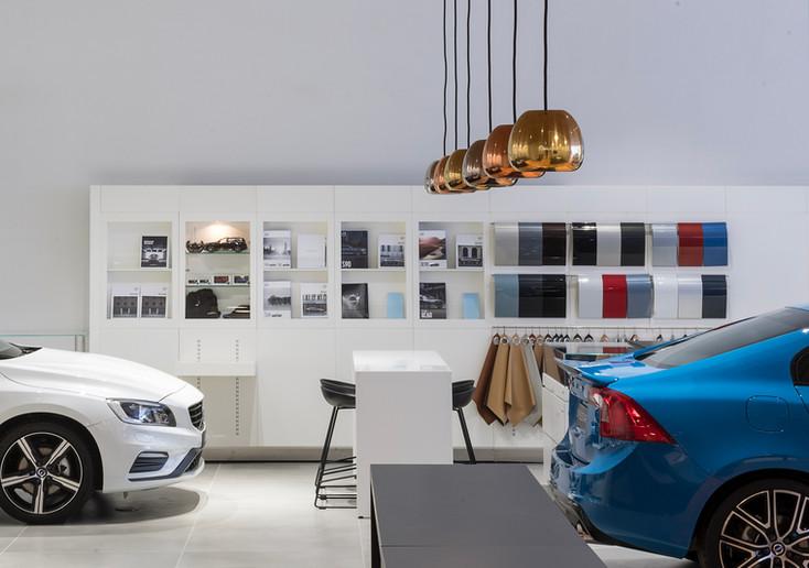 Volvo sampels
