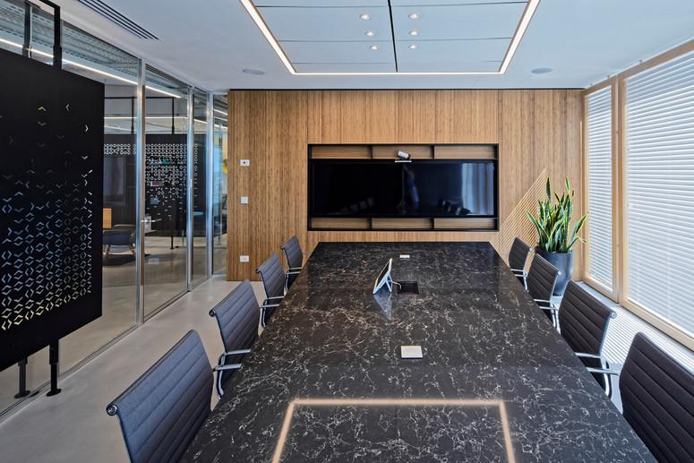 Palantir meeting room