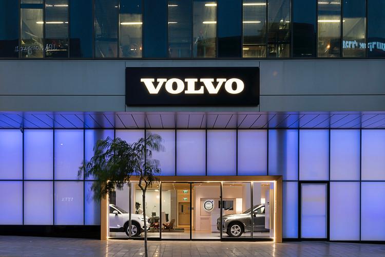 Volvo vITRINA