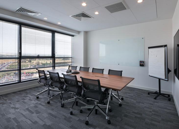 Gilead Sciences meeting room