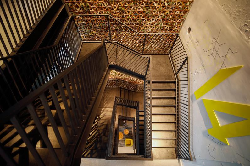 Palo Alto stairs