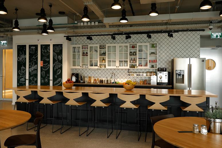 Palo Alto cafeteria