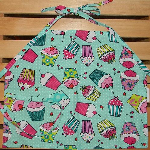 Cupcake Toddler Apron
