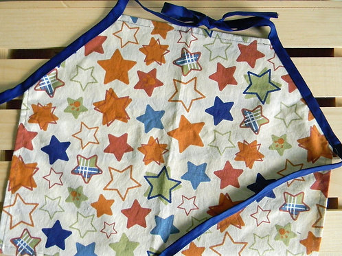 Star Tiny Tot Apron