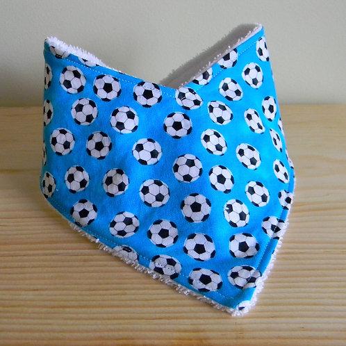 Soccer Drool Bib