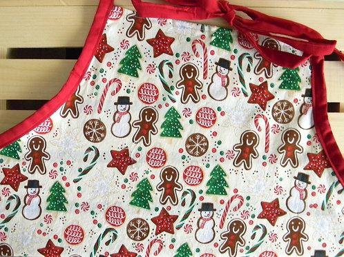 Christmas Cookie Apron