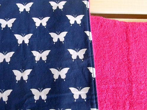 Butterfly Burp Cloth