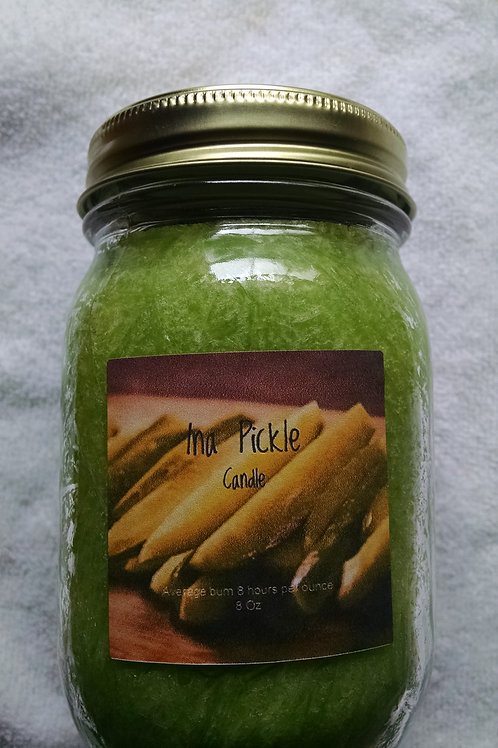 Ina Pickle Candle