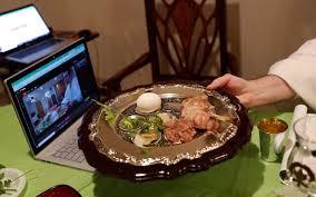Internet Seders?