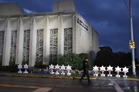 Pittsburgh Massacre: Anti-Semitism -- Should We Be Afraid?  What Can We Do?
