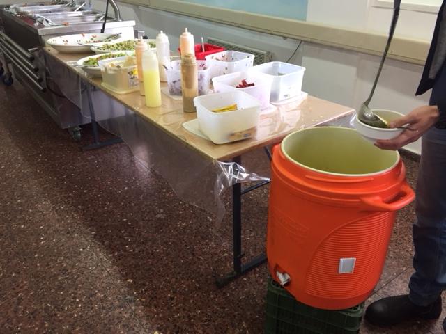 Soup jug