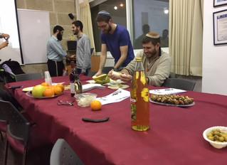 Tu Bi-Sh'vat & Purim, Israeli Style