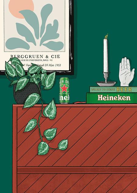 Heineken Deco