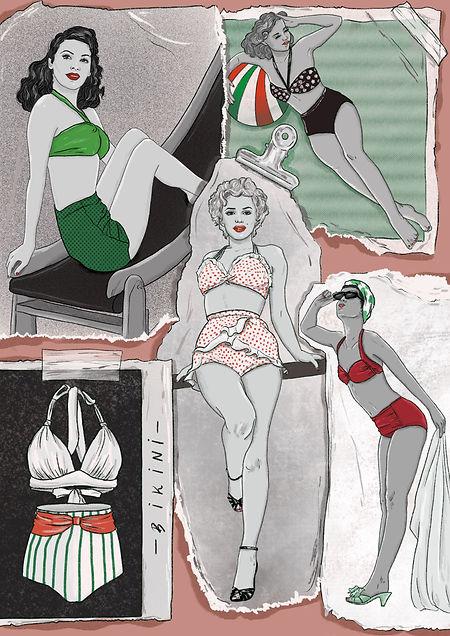 Heineken bikini