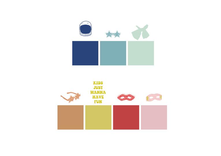 Carta de color CARNIVAL