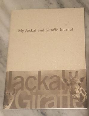Jackal-Giraffe Journal