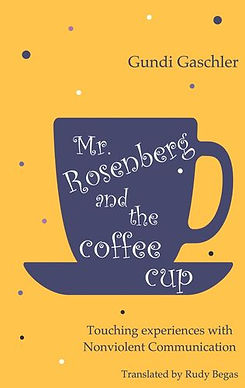Mr. Rosenberg and the coffee cup