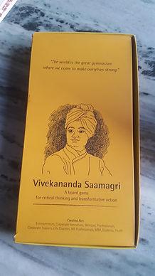 Vivekananda Saamagri Board Game