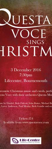 Questa Voce Sings Christmas 2016