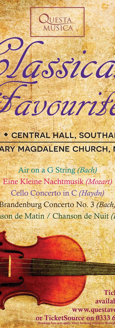 Classical Favourites On Tour