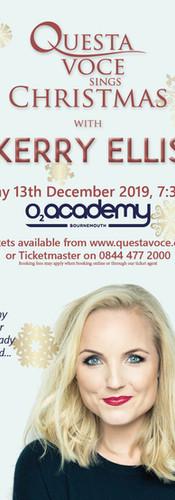 Questa Voce Sings Christmas with Kerry Ellis 2019