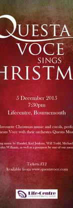 Questa Voce Sings Christmas 2015