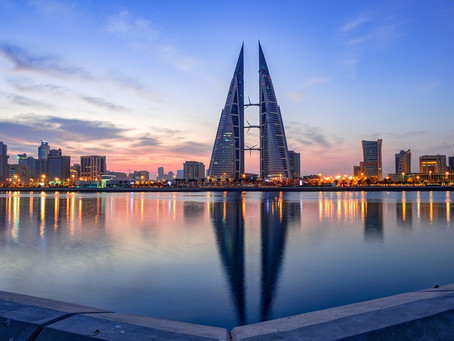 Welcome to the hustle and bustle of Bahrain