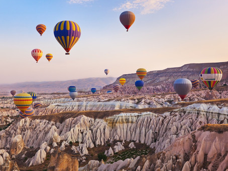 Discovering Turkeys Greatest Treasure: Cappadocia