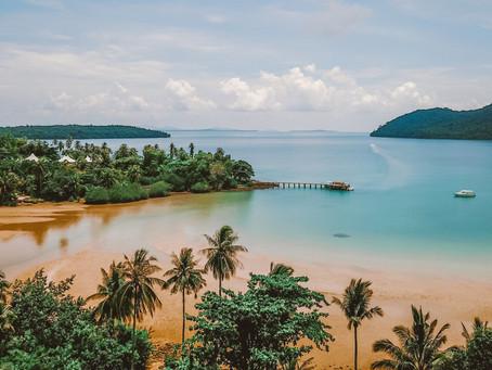 Where Ocean Fringe meets Opulent Island Life - we visit the secluded Thai isle of Koh Kod.