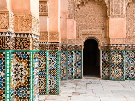 Exploring the wonders of Marrakech