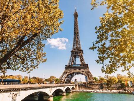 France Confirmed to Reopen for Vaccinated Tourists on 9th June 2021
