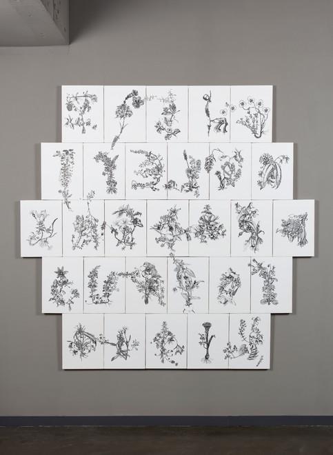 Florilegia Mosaic #1