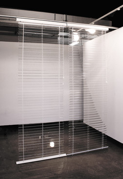 The Venetian blind (Public and private space)