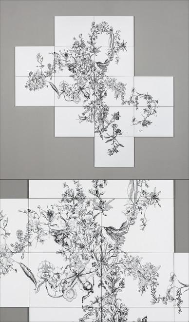 Florilegia Mosaic #2