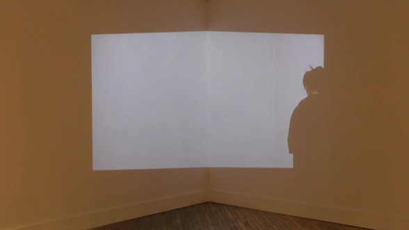 Installation View of Defined Boundaries