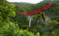 Pteranodon compositing 01